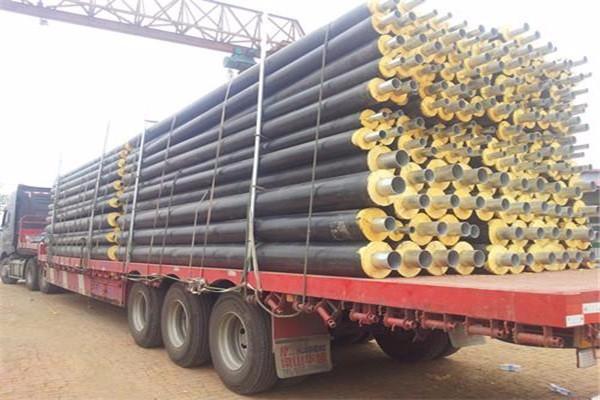 高密度聚乙烯夹克管做防腐价格-吉林市