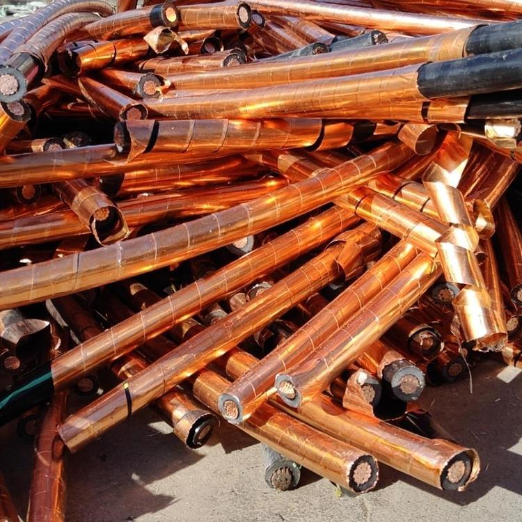 宿州高压铜电缆回收-宿州哪里回收铜芯高压电缆 厂家直收