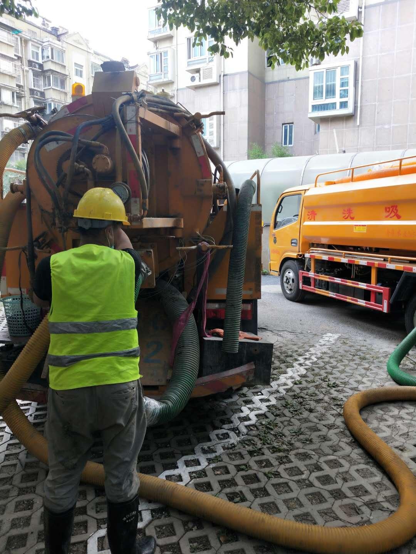 常州市金坛区尧塘街道污水井清理快速上门服务
