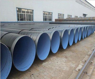 惠水TPEP防腐螺旋钢管厂家报价