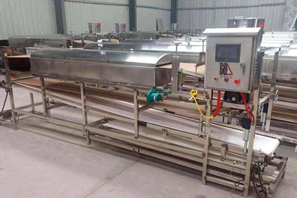 陕西凉皮机厂家渭南大型地瓜粉皮机定西多功能两用粉皮机制作技术