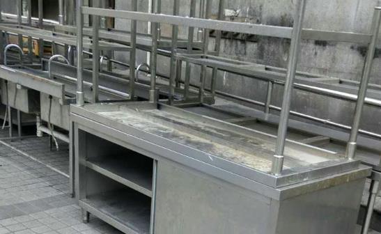 开平市酒店厨房设备回收价格|多少钱回收
