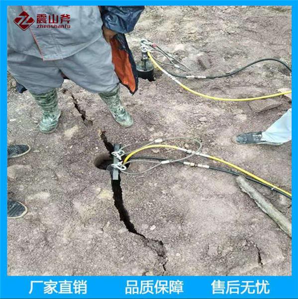 柳州融水汽油液压劈裂机口碑好实用