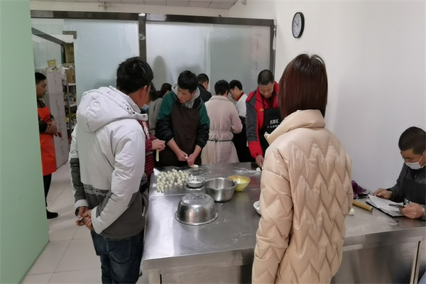 潢川县熟食培训生意挤破头
