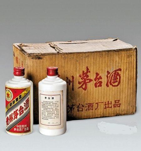 回收红星闪烁茅台酒瓶子回收多少钱、茅台酒回收