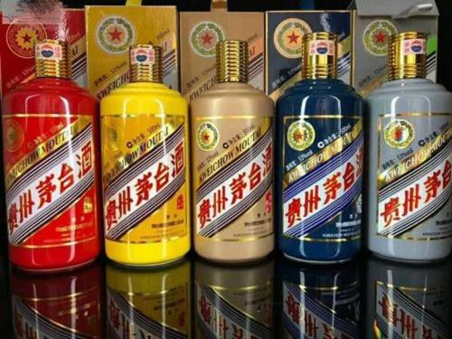 【名酒馆】巴拿马十斤茅台空酒瓶回收价位一览