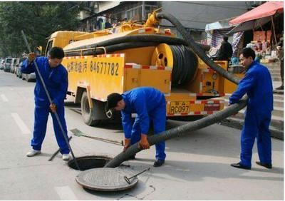 南京市秦淮区双塘街道污水池清理施工方案