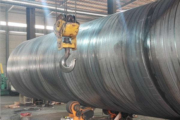 河北生产螺旋缝埋弧焊钢管厂家排名