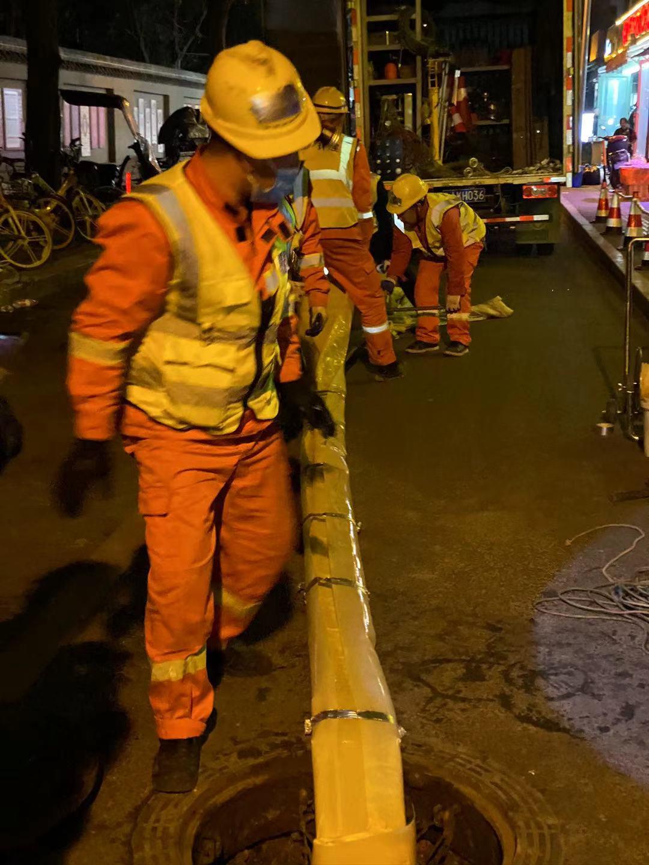 呼伦贝尔市HDPE管非开挖内衬修复费用多少钱