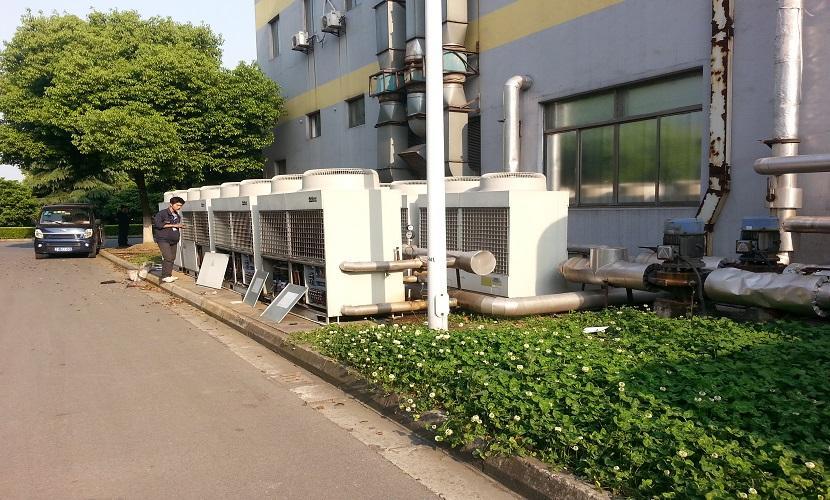 广州花都区旧空调回收-专业拆除20年【制冷设备目前报价】