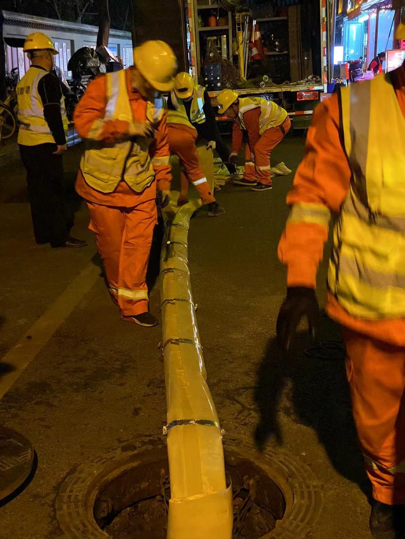 舟山市原位热塑成型修复管道+CCTV管道检测
