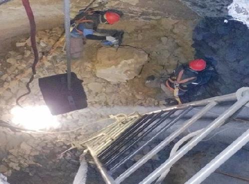 吉林水泥库清理安全技术方案