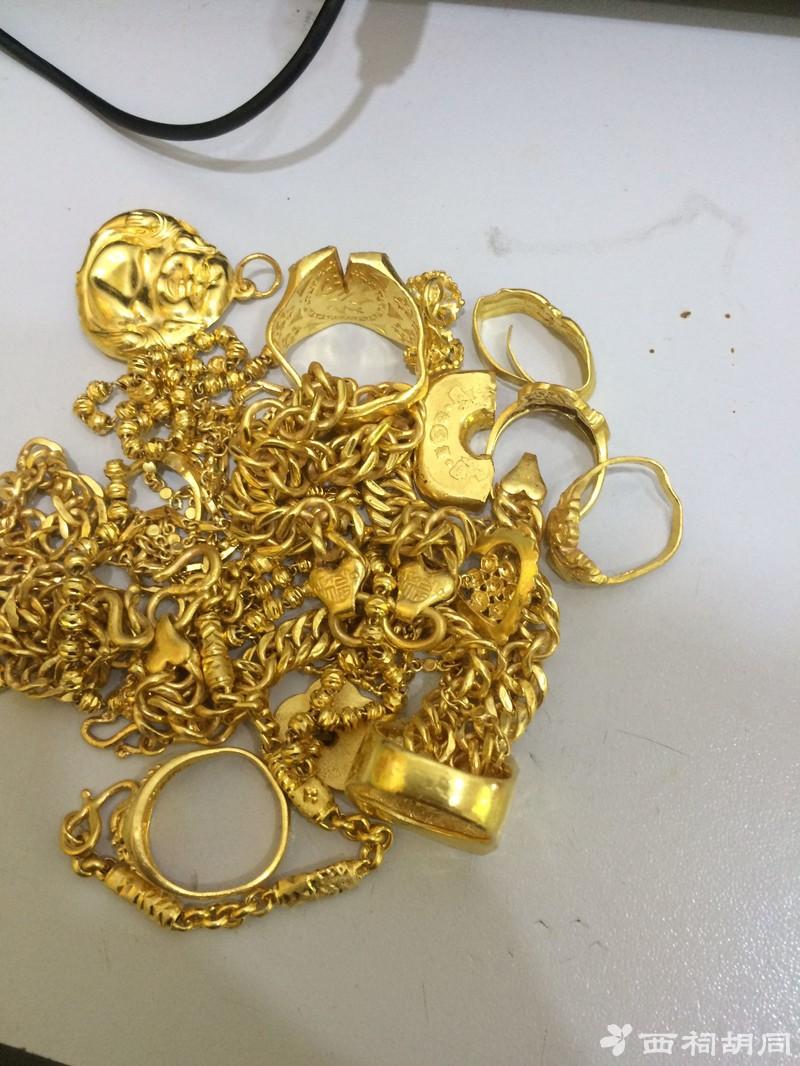 文景路回收黄金首饰在哪里