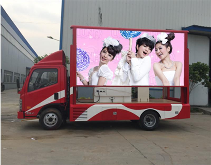 资阳带舞台广告车多少钱一辆