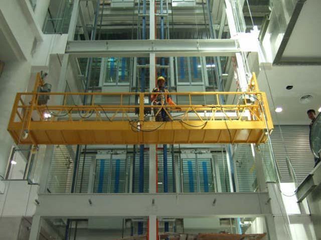 呼和浩特市高空吊篮安装拆卸工证在哪里报名考试需要拿走收藏