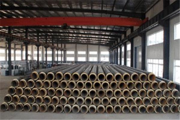 大兴安岭热力聚氨酯保温钢管制造厂家