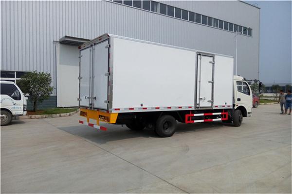 2.5米冷藏车现车直销/跃进冷藏车蔬菜运输