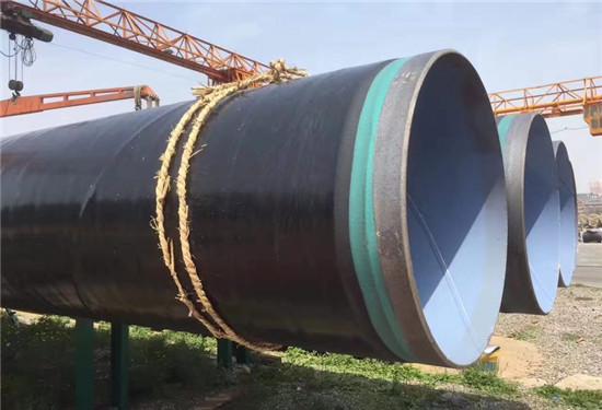 DN500焊接钢管一米重量