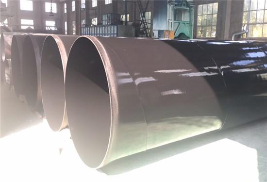 273*8供热保温钢管价格变化