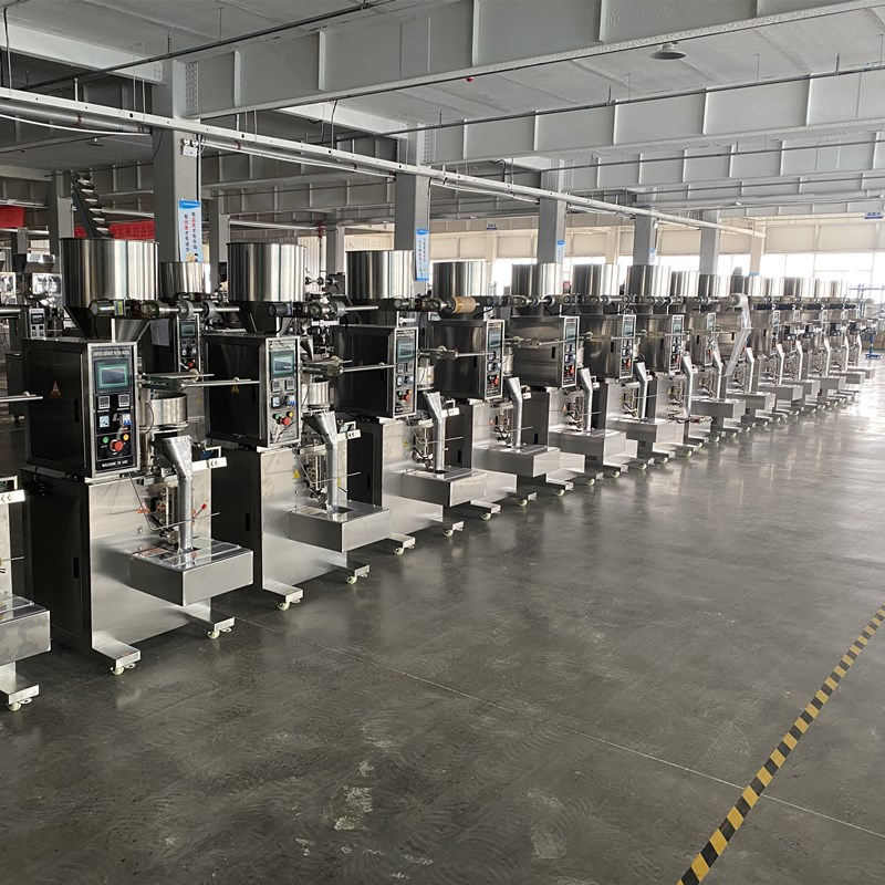 阜平粉末自动化包装机品质保证