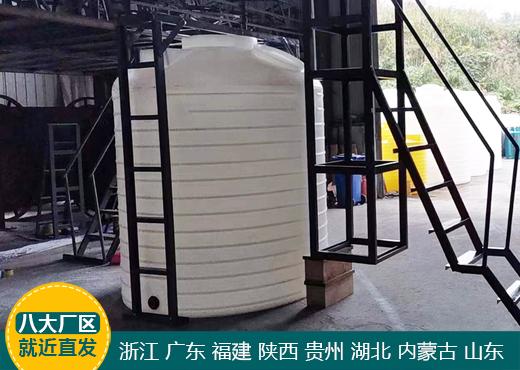 天水车载10吨塑料桶