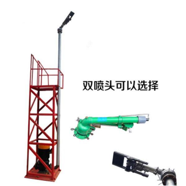 河北新乐工地除尘型消防炮塔喷淋