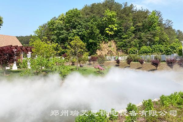 阿坝喷雾系统设备在线咨询