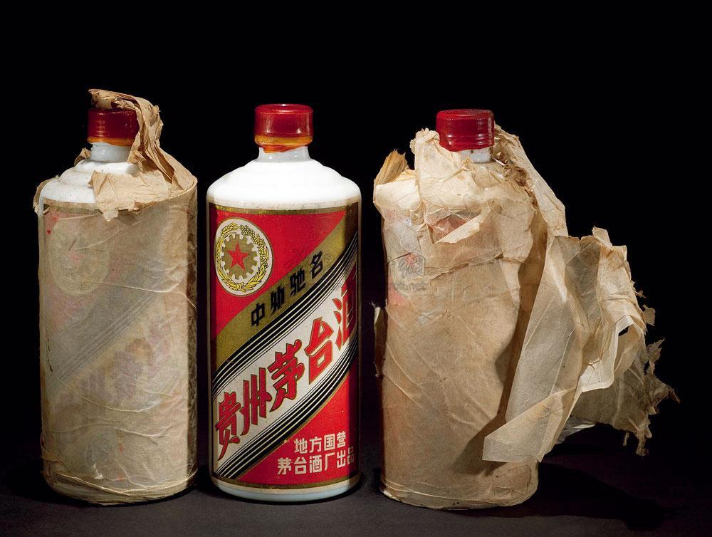 爆料:2.5升的鸡年茅台空瓶子回收鉴定报价