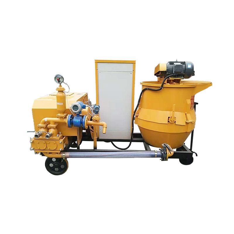 厦门路面压浆机 螺杆式压浆机免费方案定制