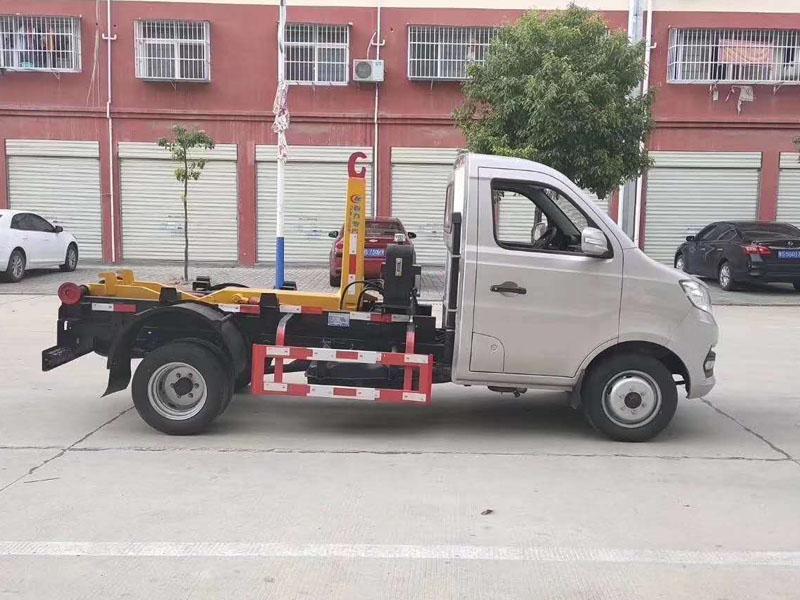 吴川市压缩垃圾转运车多少钱