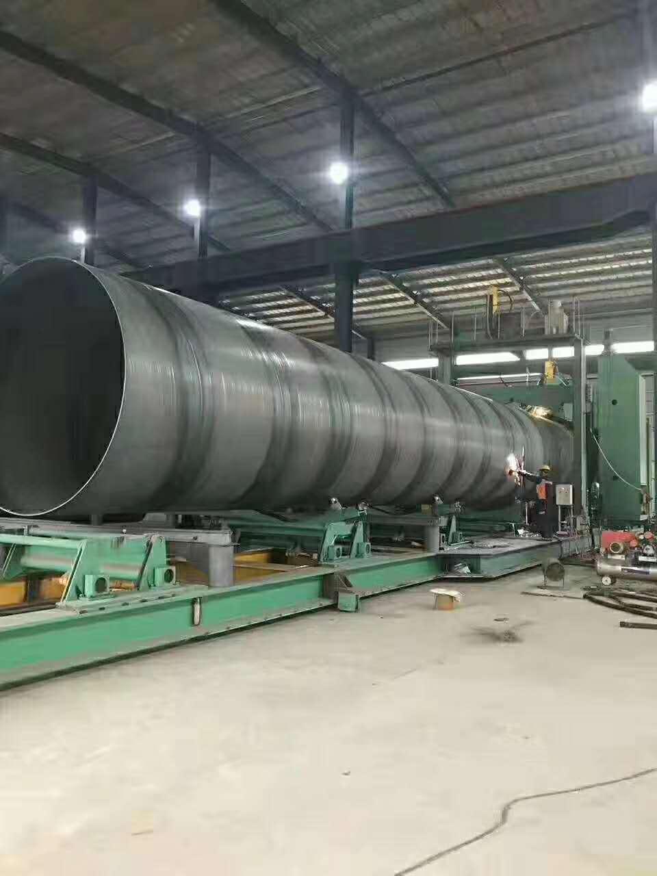 青海2420*12螺旋焊管价格怎么卖