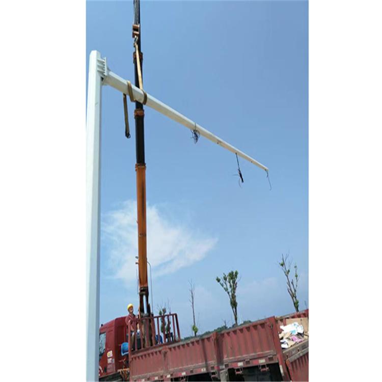 高县河流监测天网室外防水监控立杆价格便宜