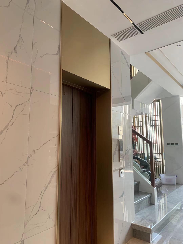 漳州长泰区不锈钢电梯门套型号 不锈钢金属屏风型号