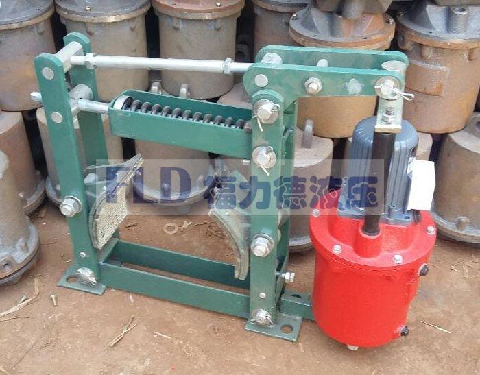YWL-500/E80电力液压块式制动器