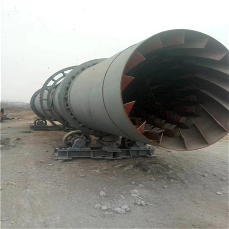 双阳滚筒烘干机结构图片型号1.2X10米