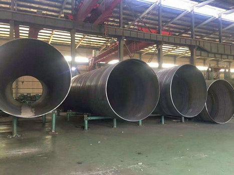 排污水螺旋钢管现货金