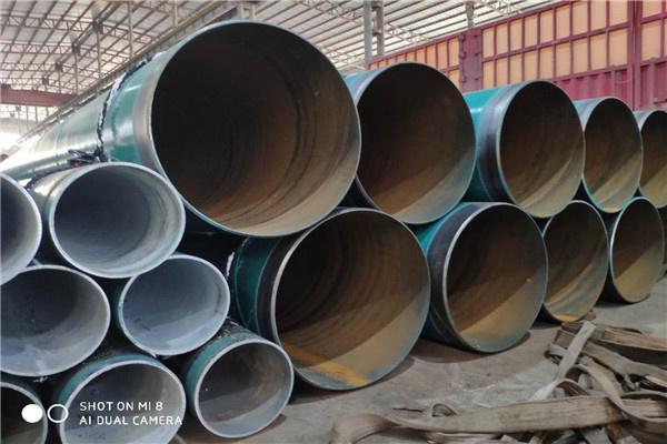 长宁县螺旋钢管生产厂家