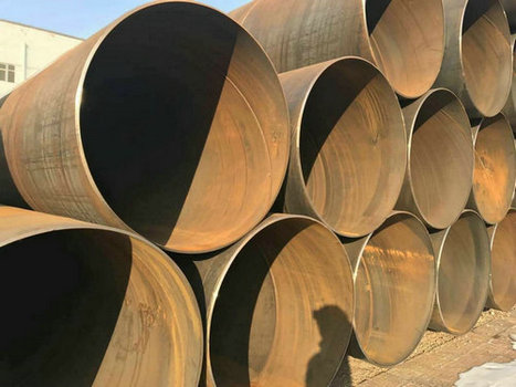 排水用螺旋钢管现货销售保定唐县