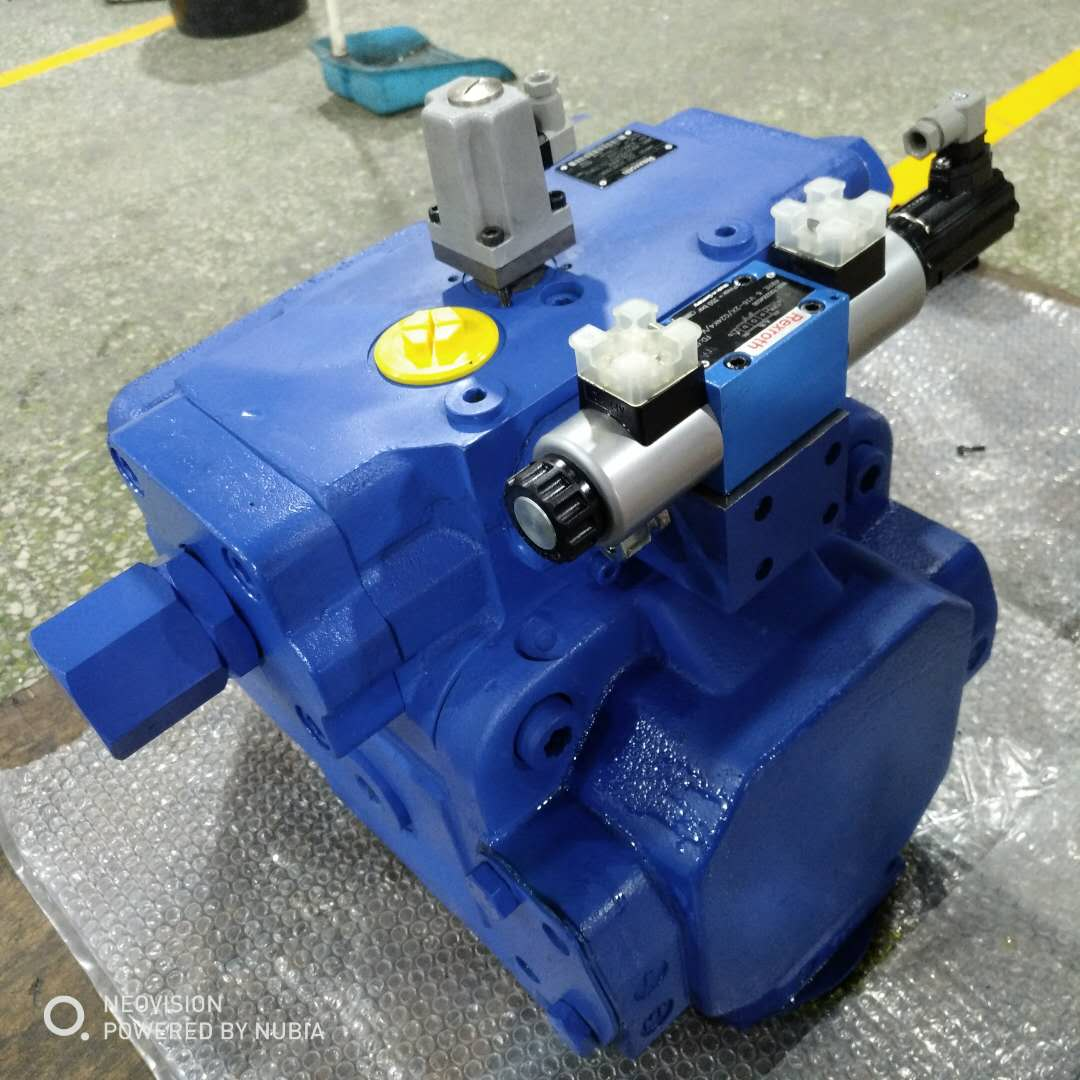 采煤机油泵A4VG90DA1D2/32R-NZF02F022S