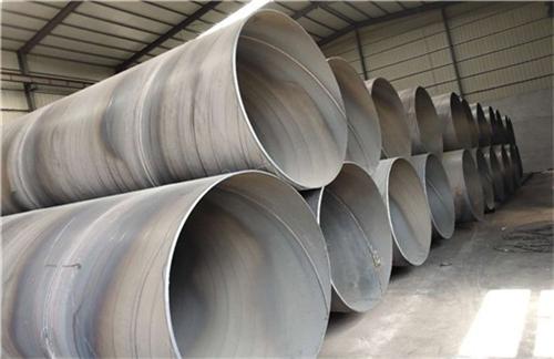 直径630*10输水用螺旋钢管价格
