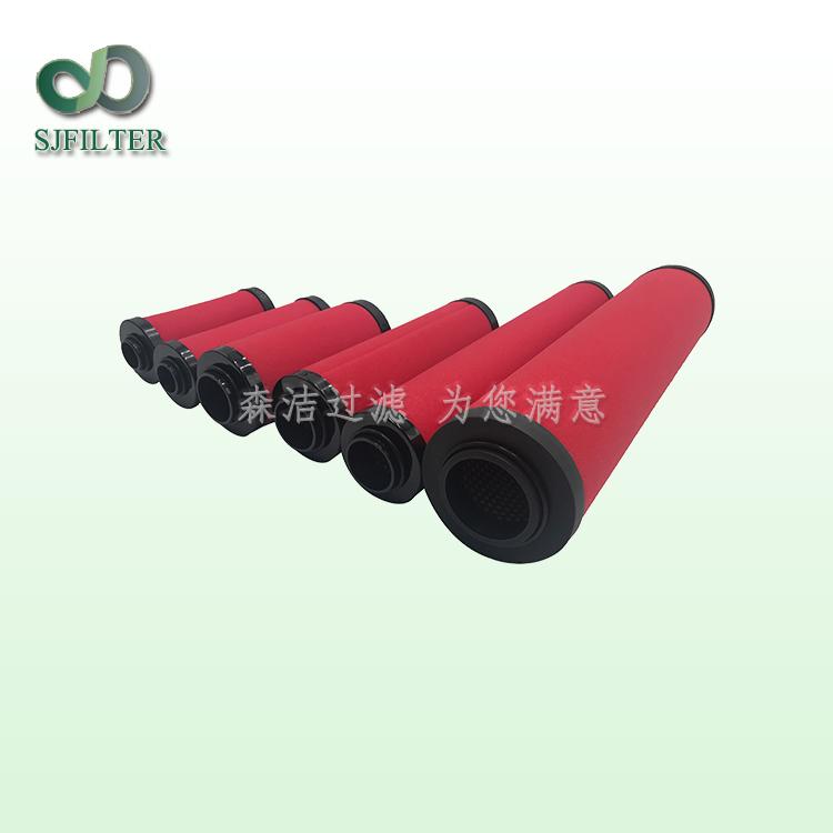 杭州嘉隆精密滤芯JHF1-20吸干机除水除油滤芯价格