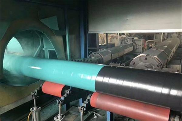 2420x18焊接钢管产品检验合格