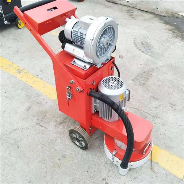 重庆合川 混凝土路面抛光机旧环氧地面打磨机