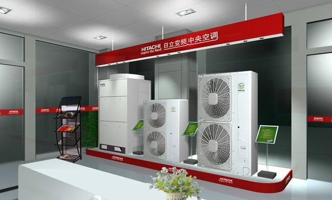 南通日立多联机空调vip1166专业专线空调让你告别夏日室内异味
