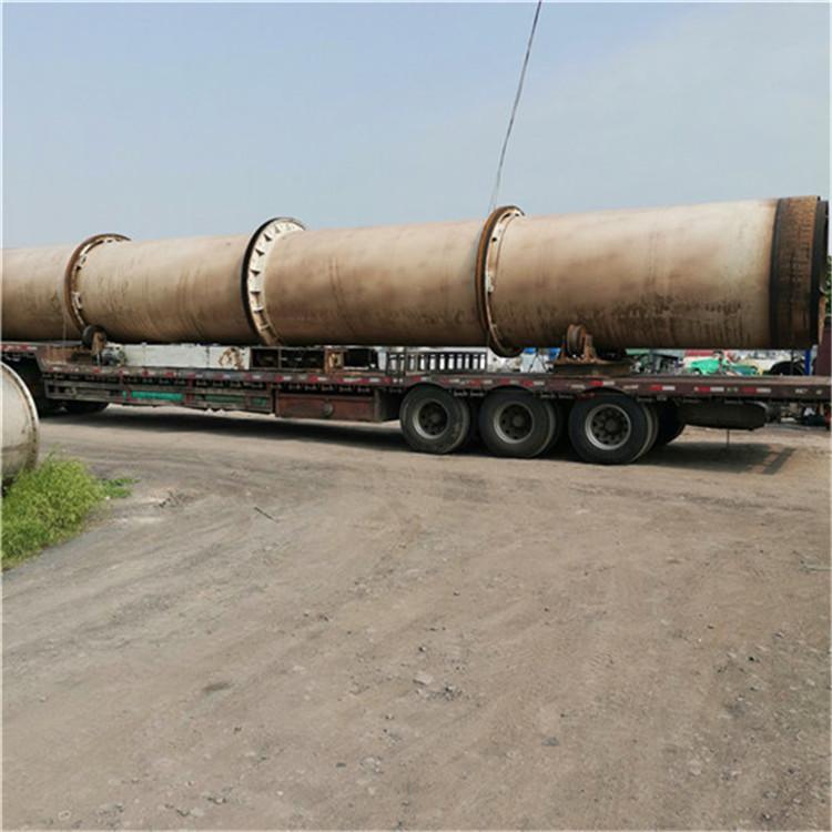 青岛胶州滚筒烘干机结构示意图型号1.8x14米