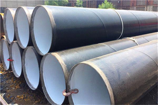 DN250*6三层聚乙烯防腐钢管哪里生产