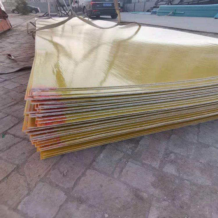营口市耐高温阻燃FRP采光板生产厂家