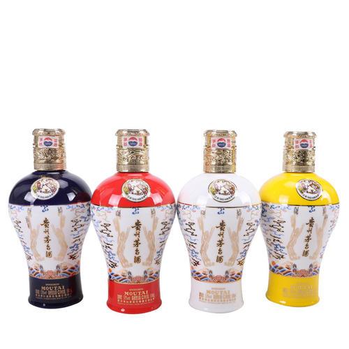 杭州回收名酒瓶猴年茅台酒瓶子什么价格