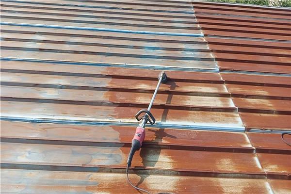 沧州市献县彩钢翻新工业漆性价比高价格优惠