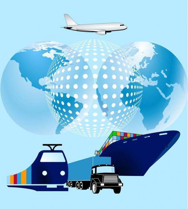浙江省衢州市发打印色带到美国亚马逊FBA海运包清关包税物流
